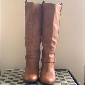 Ralph Lauren knee high boots